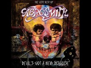 Devil´s Got A New Disguise de Aerosmith