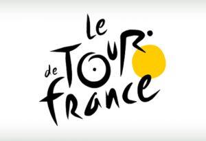 Logotipo de Le Tour de France