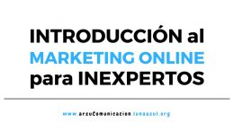 Introducción al Marketing Online para inexpertos