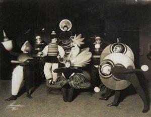 Fiestas de la Bauhaus.